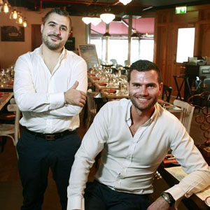 Meet the founders of Dubai's new French cafe Bistro Des Arts (via The National)