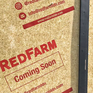 Red Farm Is Opening in Covent Garden (via Eater London)