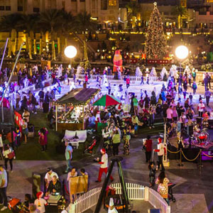Four Christmas markets in Dubai to visit (via What's On)