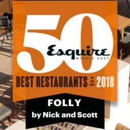 Watch: Folly by Nick and Scott | 50 best restaurants (via Esquire)