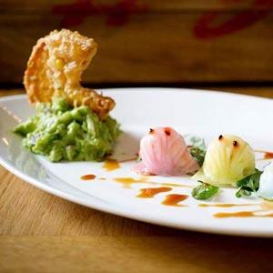 Covent Garden for its London restaurant (via Hot Dinners)