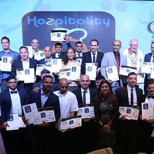 Middle East Chef Excellence Awards Winners- 2018