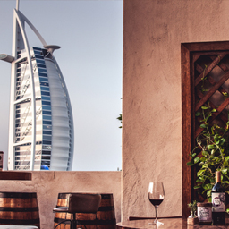 8 of the best outdoor terraces in Dubai to enjoy this week
