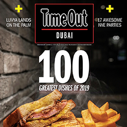 100 Greatest Dishes of 2019 (via TimeOut Dubai)