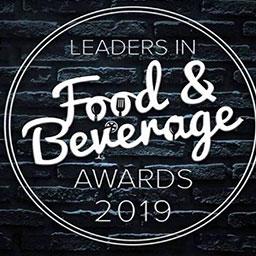 Leaders in Food & Beverage Awards 2019