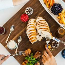 Here's how you can win a Christmas day brunch, NYE package for four!
