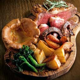 Dubai's best roast dinners