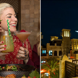 Souk Madinat Jumeirah venues roll out 11 ladies' night offers