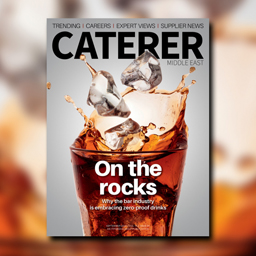 Read the September issue of Caterer Middle East online now