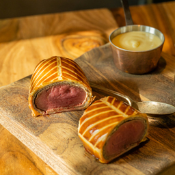 Chefs Nick and Scott launch 'at-home' version of signature Beef Wellington