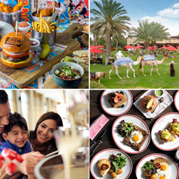 8 brilliant family-friendly brunches in Dubai