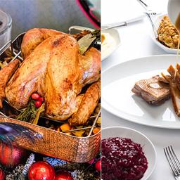 Here are 17 restaurants celebrating Thanksgiving in Dubai