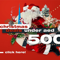 The best Christmas 2020 plans in Dubai under AED 500!