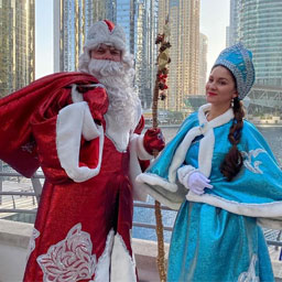 Here's where to celebrate Orthodox Christmas in the UAE