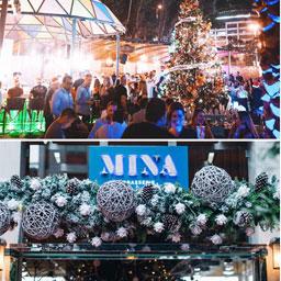 Best bars in Dubai for Christmas vibes