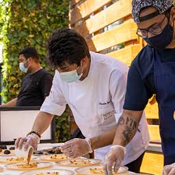 A huge gastronomic event is returning to Dubai this February