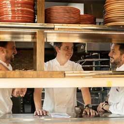 Chef Colin Clague joins Nick Alvis & Scott Price