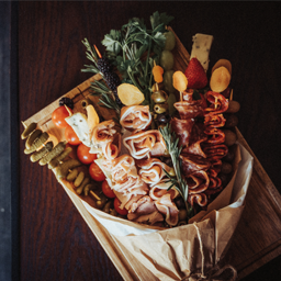 Reform Social & Grill creates edible bouquets for Valentine's Day