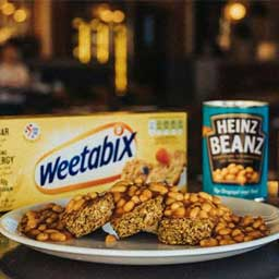 Internet-famous Weetabix and beans challenge has made its way to Dubai