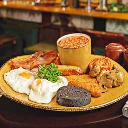Best fry-ups and full English breakfasts in Dubai