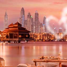 Valentine's Day dinner deals in Dubai