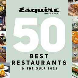 50 Best Restaurants in the Gulf 2021
