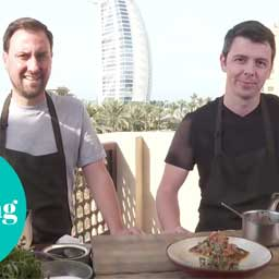 Top Chefs Bring a Slice of Sun, Sea And Sizzling food Live From Dubai | This Morning