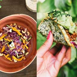 23 of the best places to get vegan and vegetarian food in Dubai