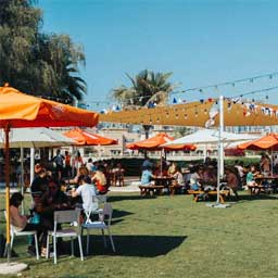 Stay cool outdoors in Dubai with these great summer tents